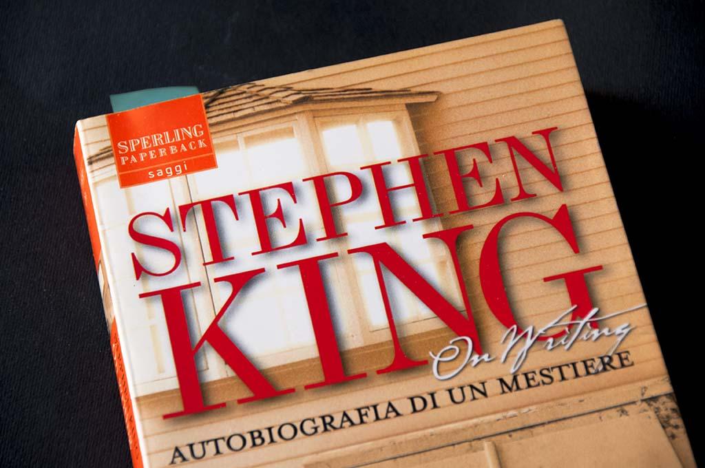 Storytelling: la cassetta degli attrezzi di Stephen King