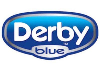 logo derby blue succhi di frutta