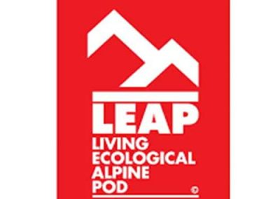 logo leap factory